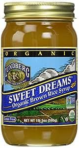 Amazon.com : Lundberg, Organic Brown Rice Syrup, 21 oz