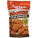 THE ORIGINAL HOOTERS WING BREADING WE FIX THE MIX SO YOU DONT HAVE TO 454g BAG