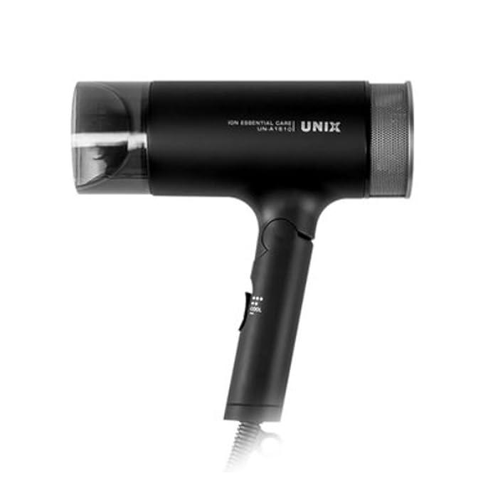 UNIX ION HAIR DRYER UN B1611 1600W 60Hz