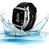 TONGTONG Bluetooth 4.4 Smart Watch 1GB RAM 8G ROM 3G WiFi GPS SIM Camera GPS Wristwatch Smart Watch Clock