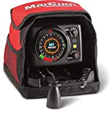 MarCum Flasher System M1 Flasher System, Black/Red