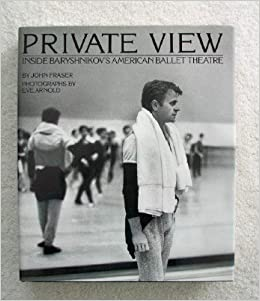 37fb61ab5 Private View  Inside Baryshnikov s American Ballet Theatre  John ...