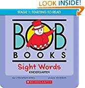 #6: Bob Books Sight Words: Kindergarten