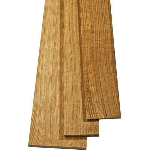 """Quarter Sawn White Oak by the Piece, 1/2"""" X 3"""" X 48"""" for sale  Delivered anywhere in USA"""