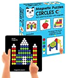 Play Panda Magnetic Puzzles, Blue