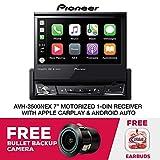 DIAS Pioneer AVH-3500NEX 7' Single-DIN DVD Receiver & Free Bullet...