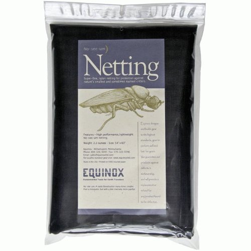 Equinox Packaged No-See-Um Netting