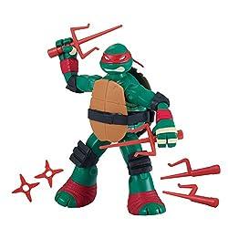 "Teenage Mutant Ninja Turtles 5"" Xxx Battle Shell Raphael Basic Action Figure"