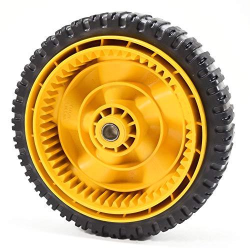 Mtd 634-04100A Lawn Mower Wheel Genuine Original Equipment Manufacturer (OEM) Part