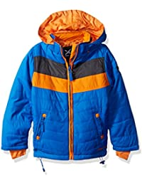 Boys Steep Insulated Puffer Jacket