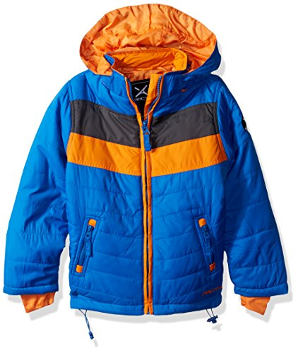 insulated jacket for boys - 7