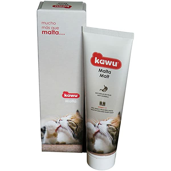 Calier Kawu Pasta Oral Malta para Gatos - 100 gr: Amazon.es ...