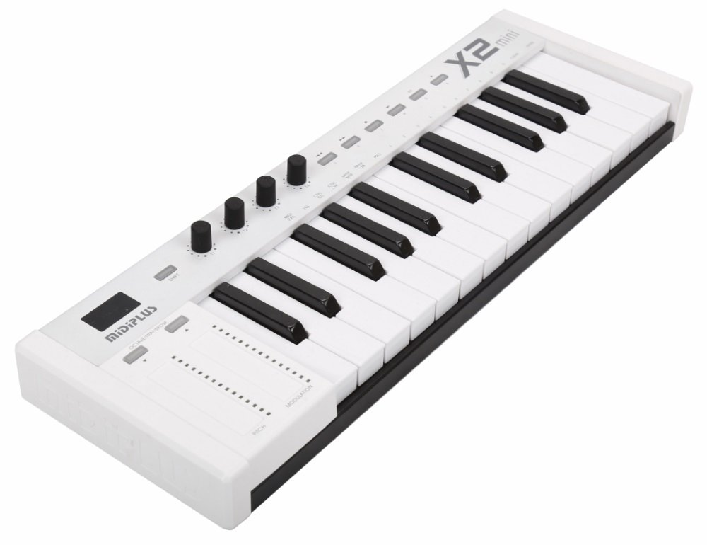 midiplus MIDI Keyboard Controller, X2 mini