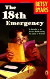 The Eighteenth Emergency, Betsy Byars, 0140314512