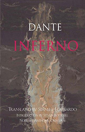 Inferno (Hackett Classics) (English and Italian Edition) (Best Dante Inferno Translation)