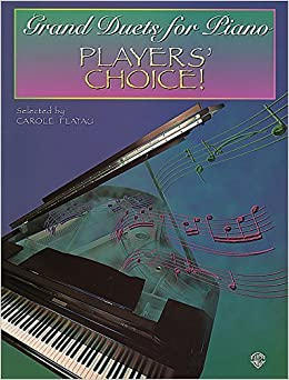 Grand Duets for Piano by Alfred Publishing (1997)