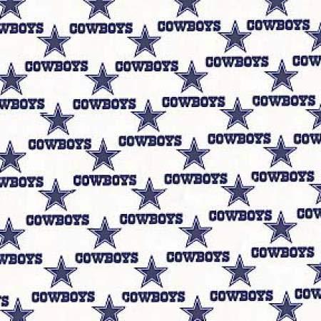Dallas Cowboys NFL Football in White 58