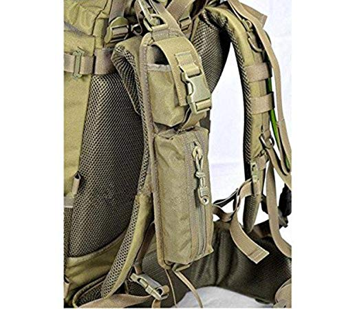Amazon.com   LIVIQILY Two Colors Tactical Molle Accessory Pouch Backpack  Shoulder Strap Bag Hunting Tools Pouch (Black)   Sports   Outdoors b3af2c630e4af