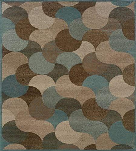 Oriental Weavers Adrienne 3729F Area Rug, 9 10 x 12 9