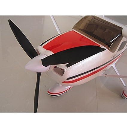 Buy Generic Plastic Propeller 3 Blade for Rc Cessna 182