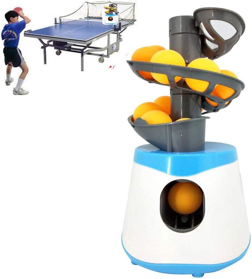 Tabla Portable Pelota de Tenis Máquina Lanzador de Ping-Pong Robot remitente Padre-Hijo del cabeceo Servir a los niños Bolas Equipo de Deporte