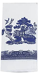 Kay dee designs blue willow flour sack towel Kay dee designs kitchen towels