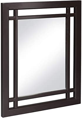 Elegant Home Fashions Stripe Mirror