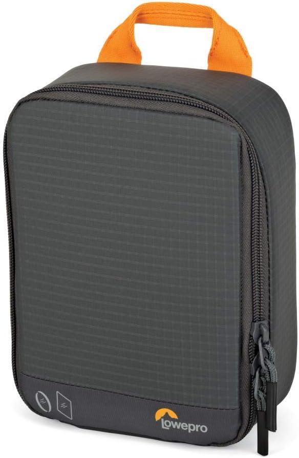 Lowepro GearUp Filter Pouch 100, Dark Gray