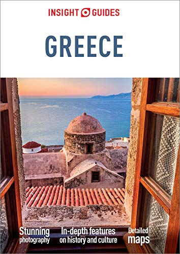 Insight Guides Greece (Travel Guide eBook), Insight Guides, eBook