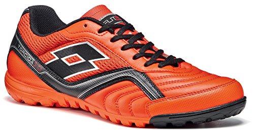 Lotto , Chaussures de foot pour homme Orange Orange/Black