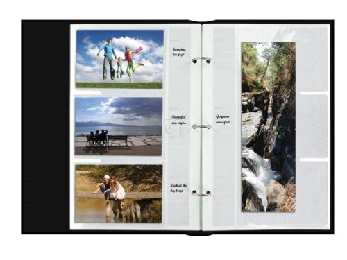 Pioneer 4X6 REFILL PAGES - 30 PHOTOS - 30 PHOTO REFILL PAGES FOR BTA204 - Photo Album Pioneer Photo Albums