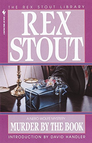 Murder by the Book (Nero Wolfe)