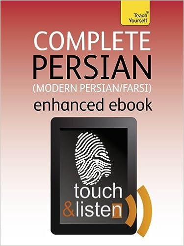 Complete Modern Persian Farsi Teach Yourself Audio Ebook Teach