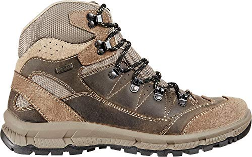 - Alpine Design Men's Sentieri Waterproof Hiking Boots(Grey, 11.5 D (M) US)