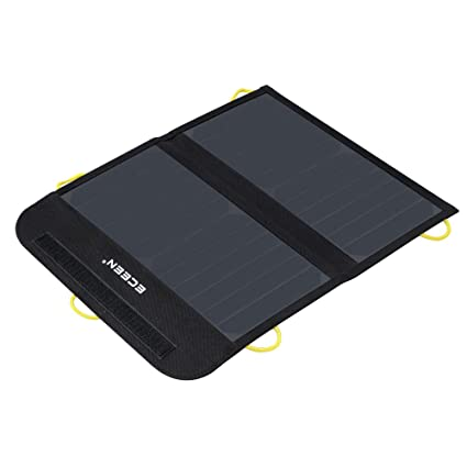 Amazon.com: ECEEN Cargador Solar Plegable Panel Solar Carga ...