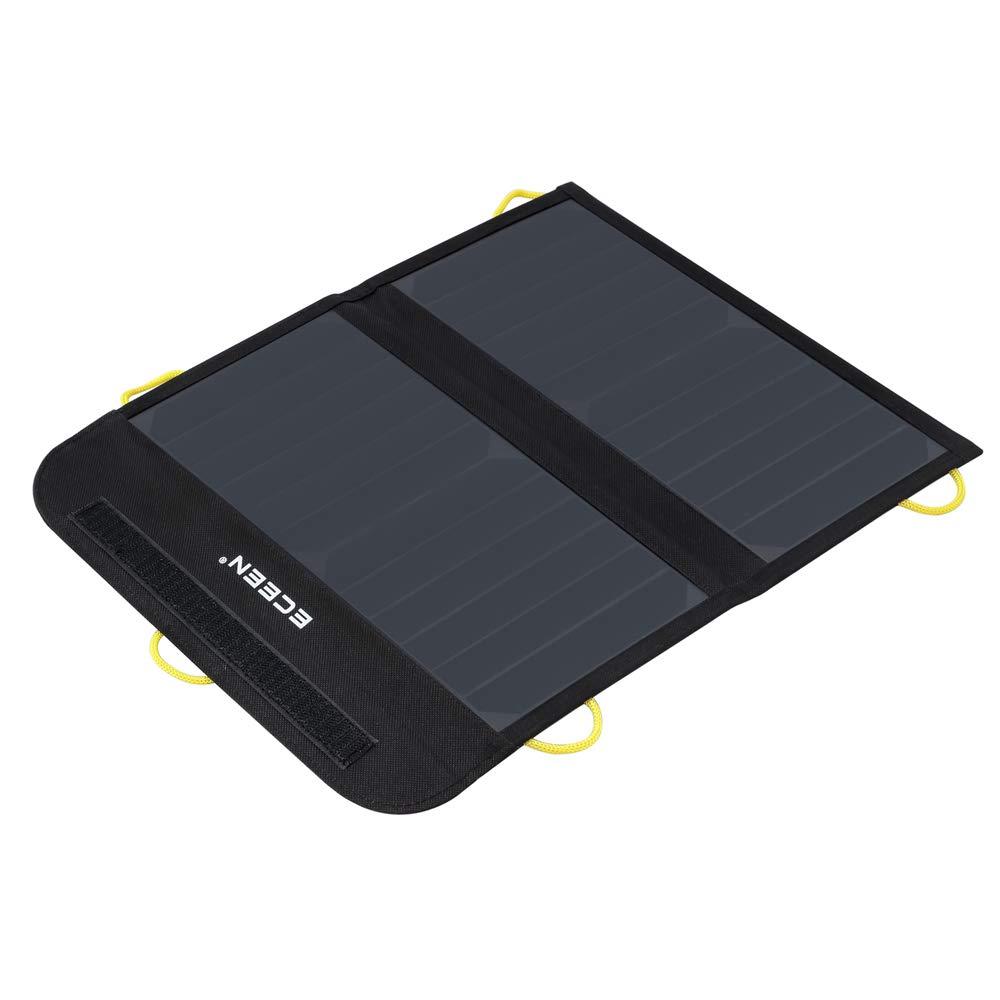 Cargador Solar Portatil de 13 Watts de Salida ECEEN