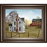 "Classy Art 8248 ""Morning Has Broken"" Framed Prints by Billy Jacobs"