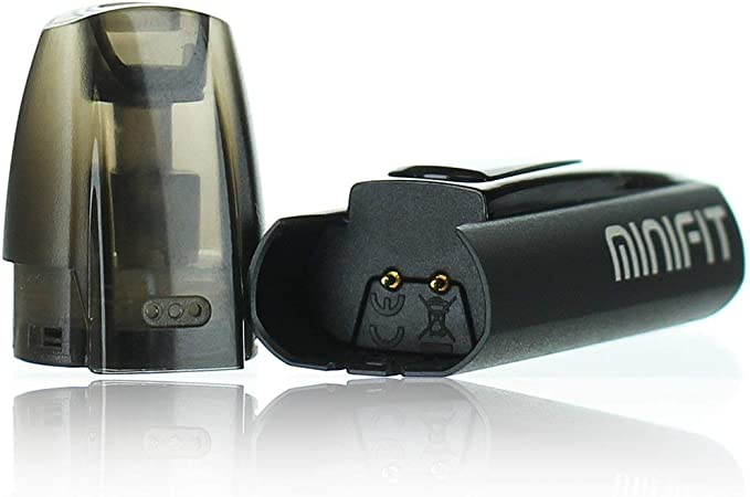 Justfog MINIFIT Kit de inicio 370 mAh (Negro) Cigarrillo ...