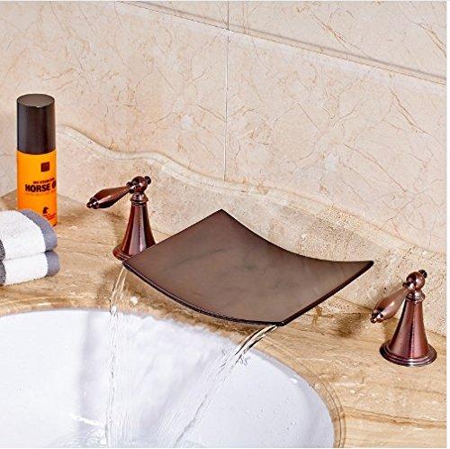 Gowe Unique Design Best Quality Wash Basin Sink Mixer Taps for Bathroom Oil Rubbed Bronze 2