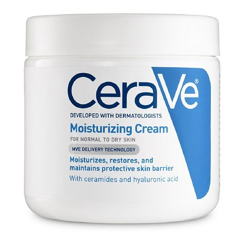 CeraVe Moisturizing Cream, 16 Ounce (Pack of 6) by CeraVe