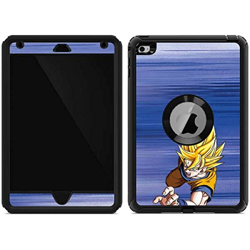 Skinit Dragon Ball Z Goku OtterBox Defender iPad Mini 4 Skin for CASE - Officially Licensed Dragon Ball Z Skin for Popular Cases Decal - Ultra Thin, Lightweight Vinyl Decal Protection (Ball Mini Ipad Dragon Z Cases)