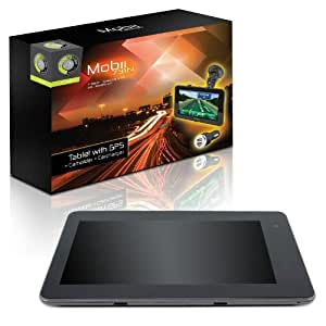 Point of View Mobii 731N 8GB Black - Tablet (Minitableta, IEEE 802.11n, Android, Pizarra, Android, Negro)