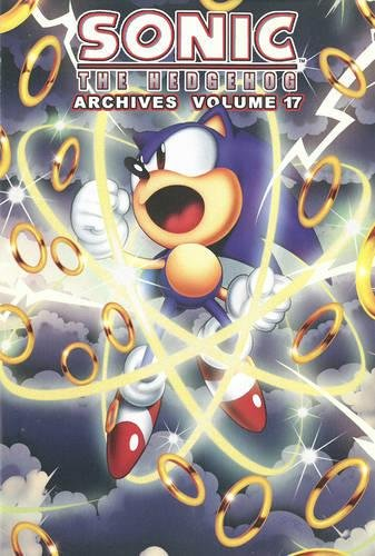 Sonic the Hedgehog Archives 17 by Archie Comics