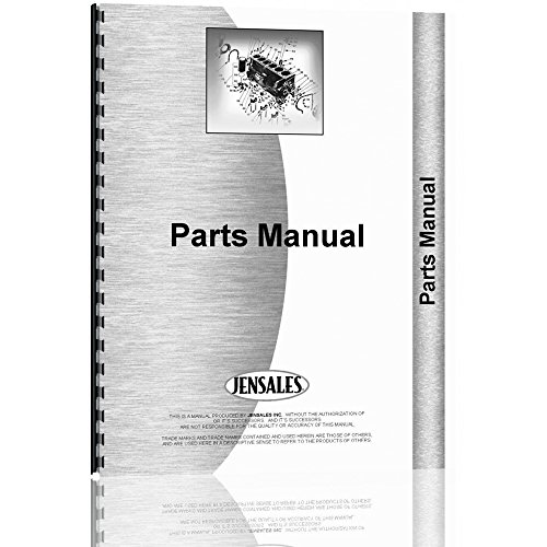 New Hyster Crawler Operator + Parts Manual (HYS-P-D8LWINCH)