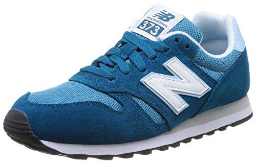 Basso Sneaker Donna New Blu Collo blu A Balance 373 Smb XnnP6qU