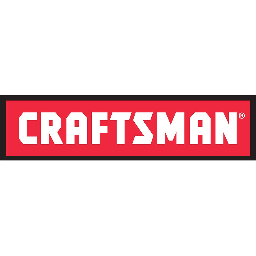 Craftsman 196439X667 Lawn Tractor Parking Brake Handle Genuine Original Equipment Manufacturer (OEM) Part for Craftsman & Murray