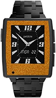 product image for Slickwraps Wraps/Skins for Pebble Steel Smartwatch for iPhone and Android - Retail Packaging - Orange