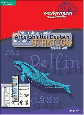 Arbeitsblätter Deutsch - Stratego: Amazon.de: Software