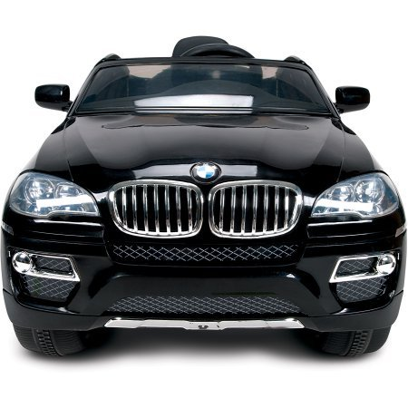 Huffy BMW X6 6-Volt Battery-Powered Ride-On Black by Generic