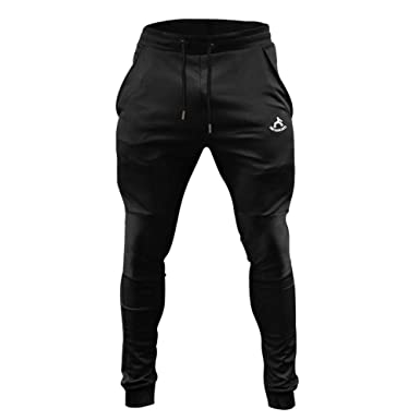 e3cbe5fc73b189 SAMZUEO Men s Running Jogger Pants Sportswear Training Bottoms Slim  Sweatpants